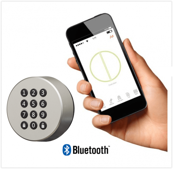 Danapad V3 Smart Lock Bluetooth